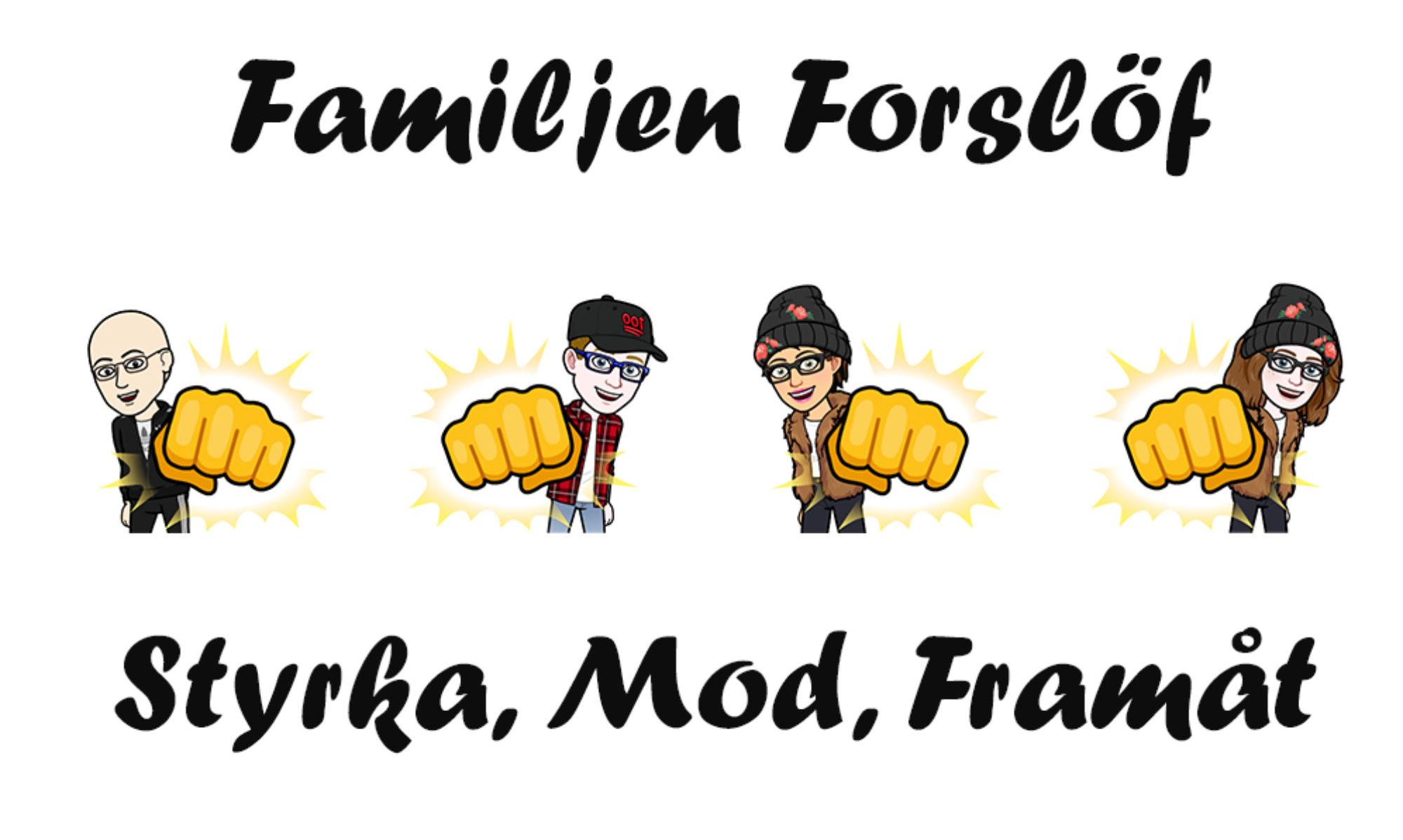 Forsnet.se startades av Ronny & Maria Forslöf 20020214