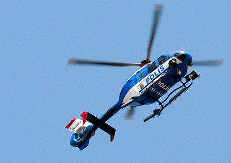 polishelikopter