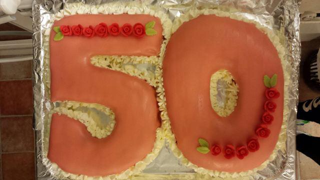 50 års tårta 50 års tårta – Forsnet.Se 50 års tårta
