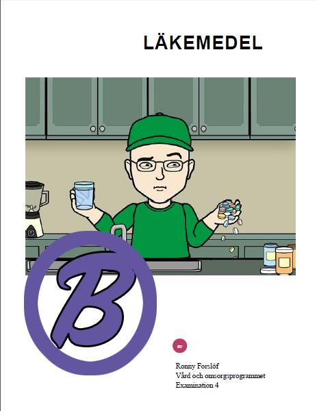 betyg B läkemedel