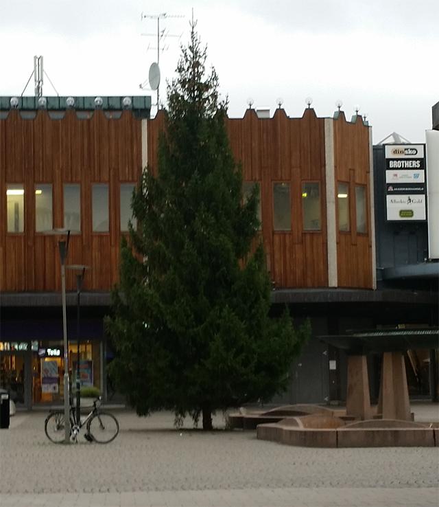 Farsta julgran 2014